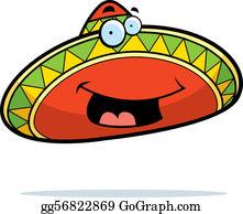 Mexican Sombrero Clip Art Royalty Free Gograph