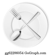 384 fork knife spoon clip art free   Public domain vectors
