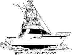 Fishing Boat Clip Art Royalty Free Gograph