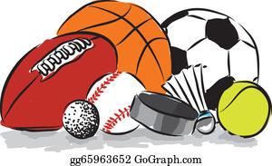 Sports Balls Clip Art Royalty Free Gograph