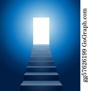 Stairway Heaven Clip Art Royalty Free Gograph