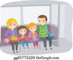 train travel Royalty Free Vector Clip Art illustration  -spec0123-CoolCLIPS.com