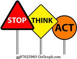cat 6 jacks wiring diagram stock illustrations stop think act stock clipart jumping jacks diagram