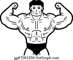 Cartoon Bellied Burly Lumberjack With An Ax Standing With Arms.. Royalty  Free Cliparts, Vectors, And Stock Illustration. Image 49559785.