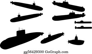 Navy Submarine Clip Art