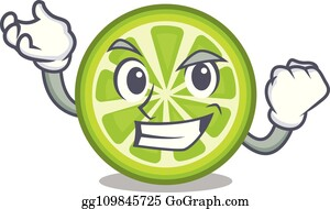 Get Green Lemon Cartoon Images Background