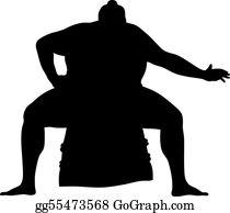 Sumo Png - Sumo Wrestler Clip Art, Transparent Png , Transparent Png Image  - PNGitem