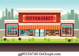 Grocery Store Clip Art Royalty Free Gograph