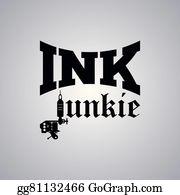 Vektorabbildung Einer Tattoomaschine Stock Vektor Art und mehr Bilder von  Altertümlich - iStock