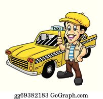 Taxi Clipart Free Download | 10 Taxi free illustrations