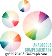 Complementary Set The Psychology Of Colors Diagram