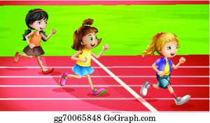 Kids Running Clipart - Png Download (#685271) - PinClipart