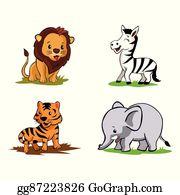 süße Tierbabys im Set - ginihouse3