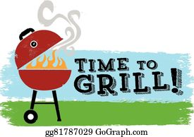 Grill Clip Art - Royalty Free - GoGraph