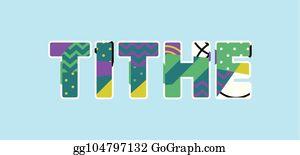 Tithe Clip Art Royalty Free Gograph