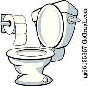 toilet clipart - lizenzfrei - gograph  gograph