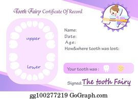 Eps Vector Tooth Fairy With Boy Stock Clipart Illustration