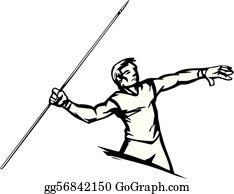 Cartoon Javelin