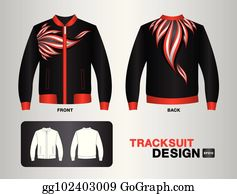 Tracksuit Clip Art - Royalty Free - GoGraph