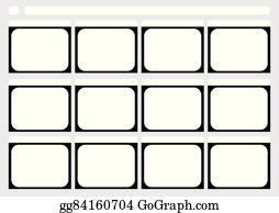 Vector illustration tv commercial storyboard template x6 stock film storyboard template x2 traditional television 12 frame storyboard template saigontimesfo