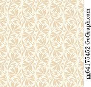 Paisley Invitation Card Background Cartoon Royalty Free