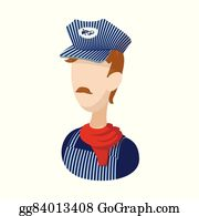Train Conductor Png, Vector, PSD, and Clipart With Transparent Background  for Free Download   Pngtree