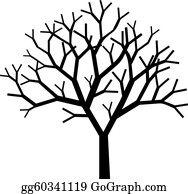 Tree Silhouette Clip Art Royalty Free Gograph