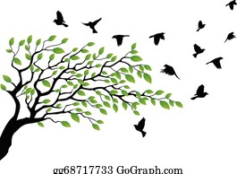 Flying Bird Clip Art Royalty Free Gograph