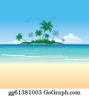 Free Island Clipart in AI, SVG, EPS or PSD