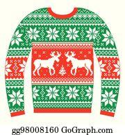 Christmas Sweater Clipart.Christmas Sweater Clip Art Royalty Free Gograph