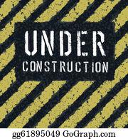 Website Under Construction Vectors - Royalty Free - GoGraph