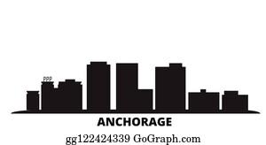 Anchorage Skyline Tattoo