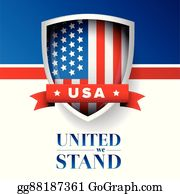 United We Stand Eagle License Plate Creare Visual Design