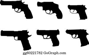 handgun clip art royalty free gograph handgun clip art royalty free gograph