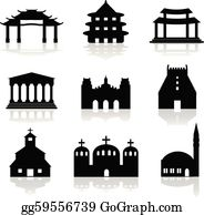 Hindu Temple Clip Art Royalty Free Gograph