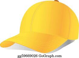 70cf6757f1ff0 Baseball Cap Clip Art - Royalty Free - GoGraph