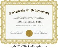 Blank Certificate Template - ClipArt Best | Blank certificate template,  Funny awards certificates, Awards certificates template