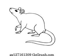 lab rat vectors royalty free gograph lab rat vectors royalty free gograph