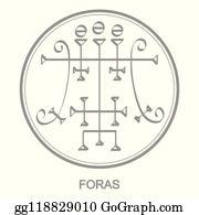 Sigil Clip Art - Royalty Free - GoGraph