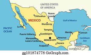 Chihuahua Mexico Clip Art - Royalty Free - GoGraph on