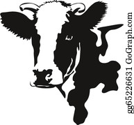 Black And White Cow Clip Art Royalty Free Gograph