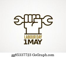 Labour Day Clip Art Royalty Free Gograph