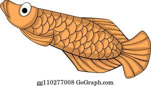 Arowana Fish Clipart Images   High-res Premium Images