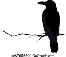 Crows Clip Art Royalty Free Gograph