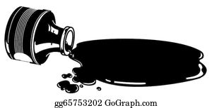 Ink Bottle Clip Art Royalty Free Gograph