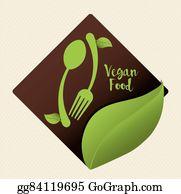 Vegan Clip Art - Royalty Free - GoGraph
