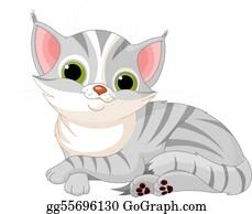 Cat Clip Art Royalty Free Gograph