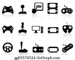Game Controller Clip Art Royalty Free Gograph