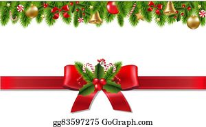 Christmas Borders Clipart.Christmas Border Clip Art Royalty Free Gograph