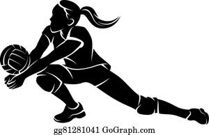 Vektorstock Fussballerin Frau Stock Clipart Gg91273388